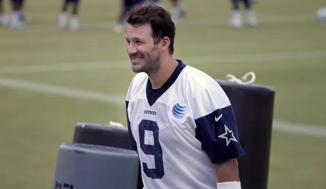 Tony Romo Calls The NFL Greedy For Shutting Down His Fantasy Convention