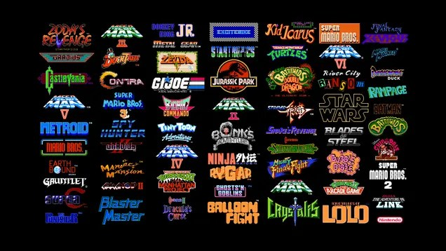 Remember the NES? Have You Played all 791 US Released Games?
