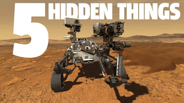 vructh7vxjh1axkev1dz NASA's New Mars Rover Has Some Fun Easter Eggs | Gizmodo