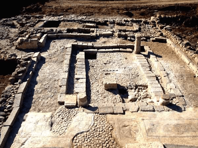 Archaeologists Are Excavating A Synagogue Where Jesus Likely Preached