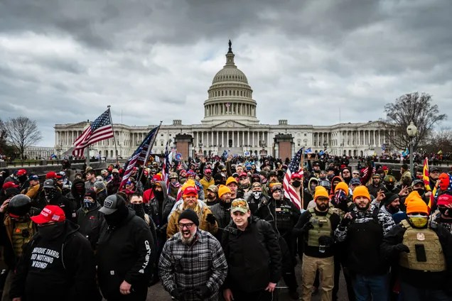 msrcev7w9icgbdr3cn8t Insurrectionists Reportedly Used Walkie-Talkie App Zello To Storm the Capitol | Gizmodo