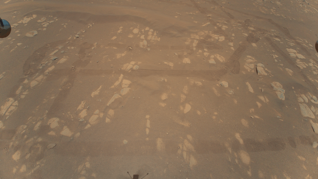 zxvtu6lwr6zxtf0wzqor These Are the First Color Aerial Photos of the Surface of Mars, Courtesy of Ingenuity | Gizmodo