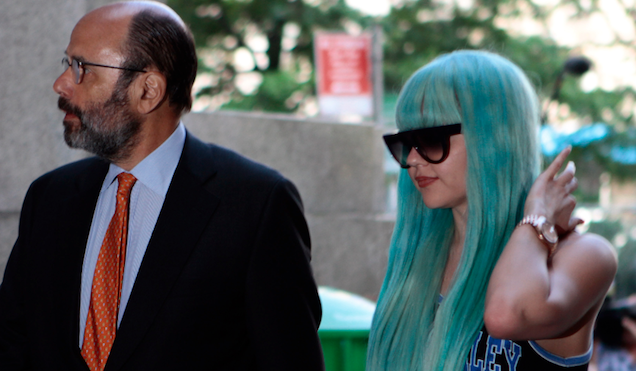 Amanda Bynes on Adderall, Likely Extremely Focused During Arrest: Report