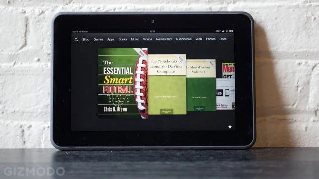 "Score a 9"" Kindle Fire HD for Just $139, Today Only"