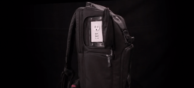 A Backpack With a Three-Prong Outlet Might Actually Be a Great Idea
