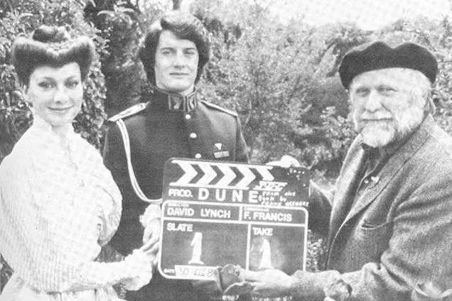 Behind The Scenes Photos From Making Of Dune Are