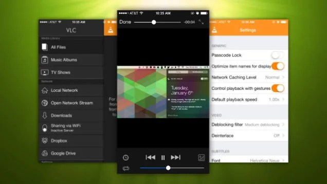 Vlc Gets Extensions Resume Playback And Comes Back To