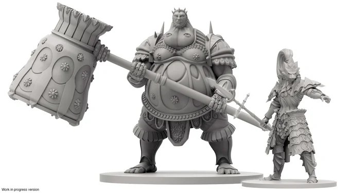 Crowdfunded Dark Souls Board Game Raises $200,000 In Less Than Two Hours