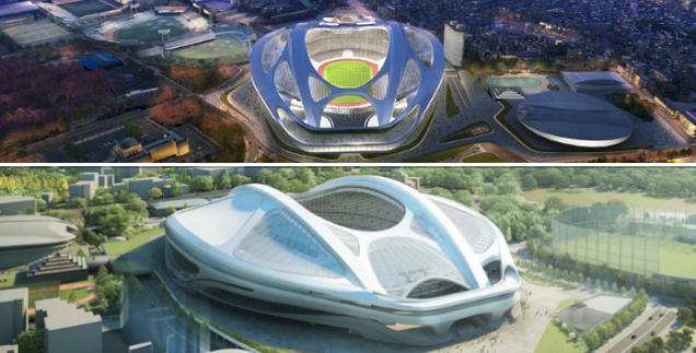 Here's What Saving $1.3 Billion On a New Stadium Looks Like