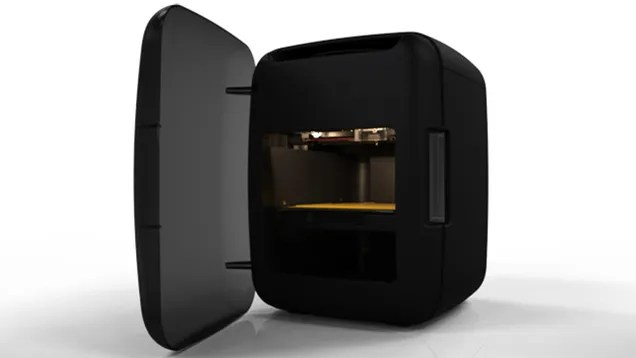 Solidoodle Press: An Affordable 3D Printer That Looks Like a Home Appliance