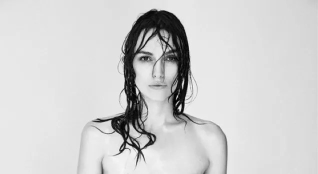 This Topless Photo of Keira Knightley Came With a No-Photoshop Clause