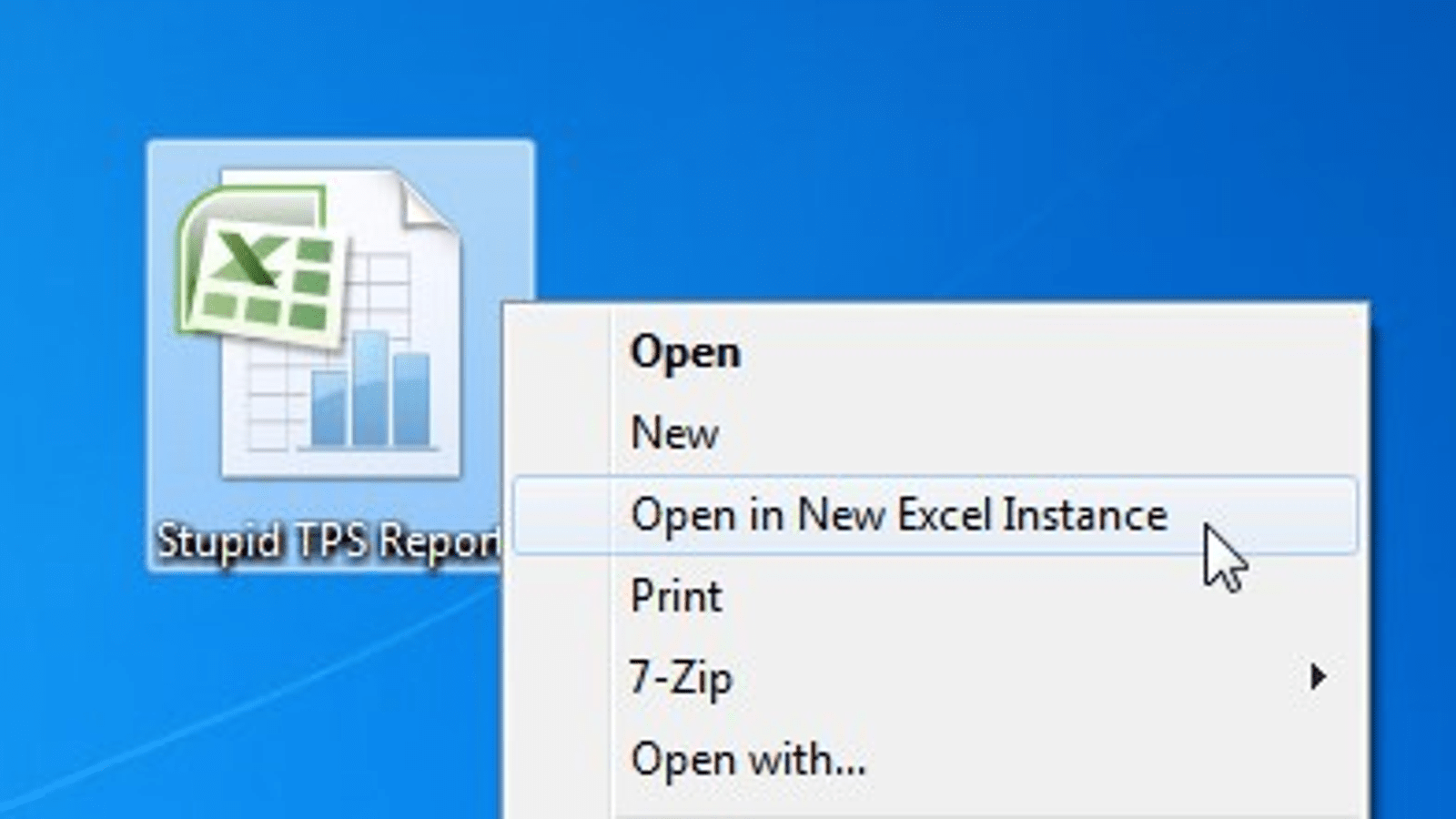 Make Excel Open Spreadsheets In A Separate Window