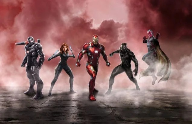 I Have Some Serious Concerns About the Captain America: Civil War Movie
