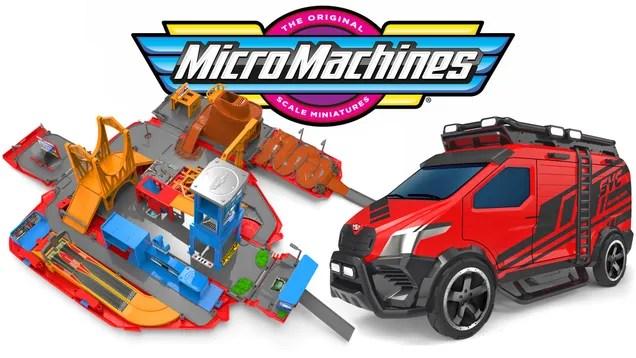fksjzo5v31wgnruvkink Micro Machines Are the Latest '80s Toy Line Back From the Dead | Gizmodo