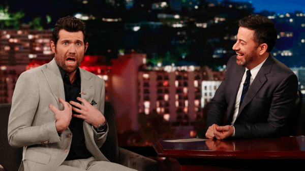 Billy Eichner enlists Jimmy Kimmel and friends to make ...