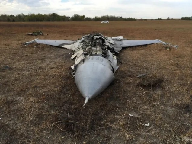 This F-16 Viper Managed To Fly Back To Base Missing Half A Wing