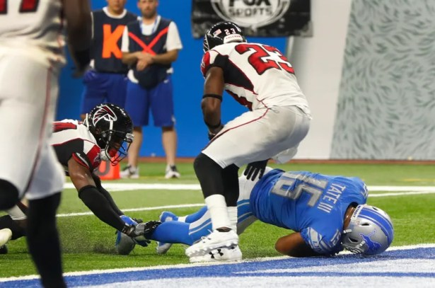 Image result for golden tate touchdown taken away