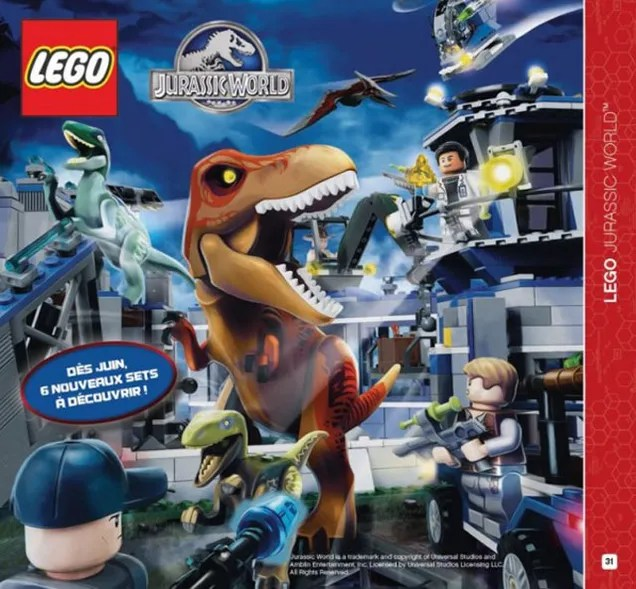 Jurassic world page 2 whendinosaursruledthemind the guys behind the lego batman lego star wars lego marvel and lego harry potter video games are creating a new game based on not only jurassic world gumiabroncs Images