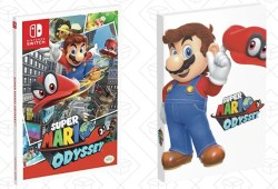 Get Prepared For Tremendous Mario Odyssey Week With Discounted Prima Guides