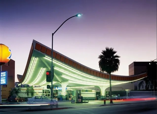 Fuel up at the coolest gas stations across the US