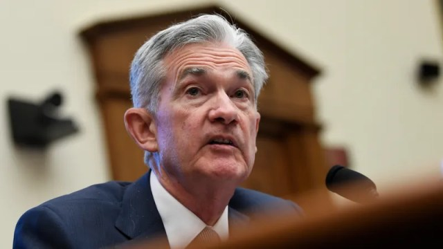 Bitcoin  news  crypto Federal Reserve Chairman Jerome Powell at a House Financial Services committee meeting on July 10, 2019.