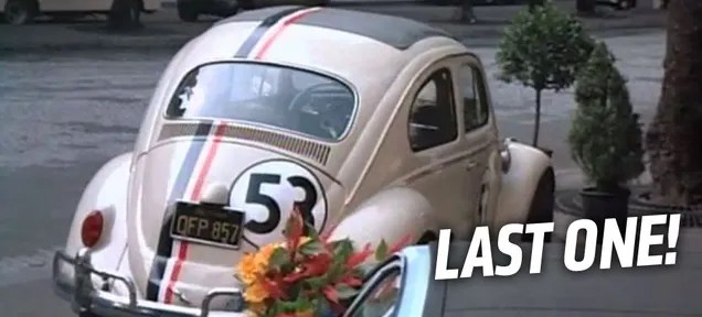 Here's Your Chance To Get The Last Unrestored Movie Herbie