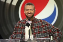 Justin Timberlake says he's not bringing Janet Jackson or 'N Sync to the Tremendous Bowl