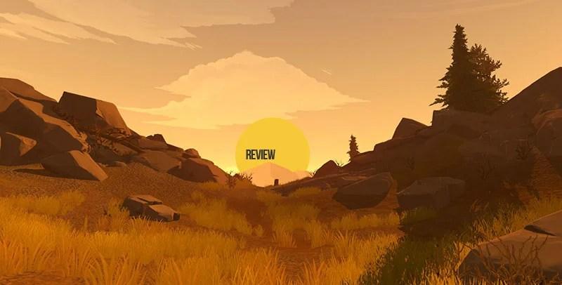 Firewatch: The Kotaku Review