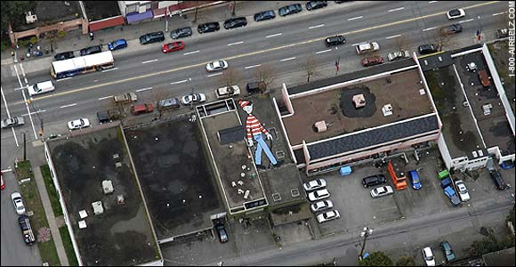 Wheres Waldo Available To Play On Google Earth