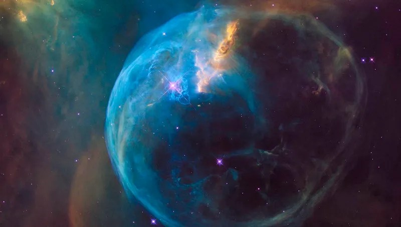 NASA Celebrates Hubble's 26th Birthday With Some Spectacular New Space Porn