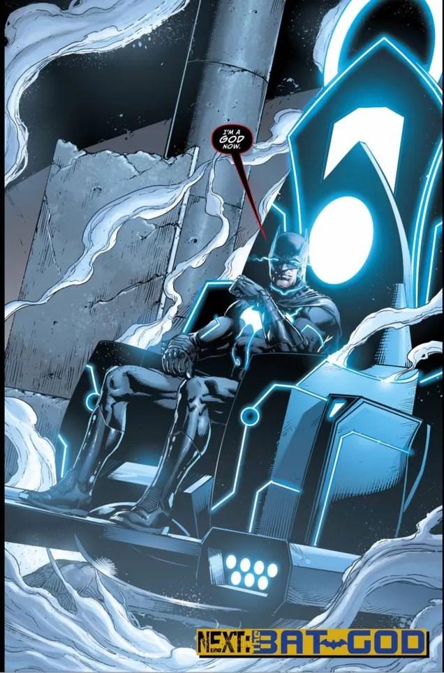 Batman Learns the Joker's Biggest Secret in Justice League #42
