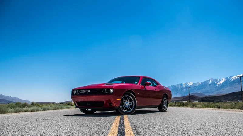 Your Ridiculously Awesome Dodge Challenger Wallpaper Is Here Photo credit  Andrew Collins