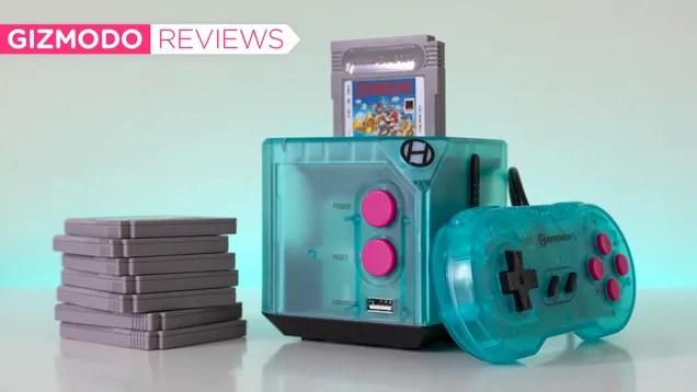 c1lgfogdubq3b6d0ugey This Little Cube Puts Game Boy Games On the Big Screen   Gizmodo