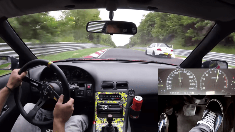 mpih1tpftg8plzebf97a - Yes But How Does The Archetypal Drift Car Handle The Nürburgring