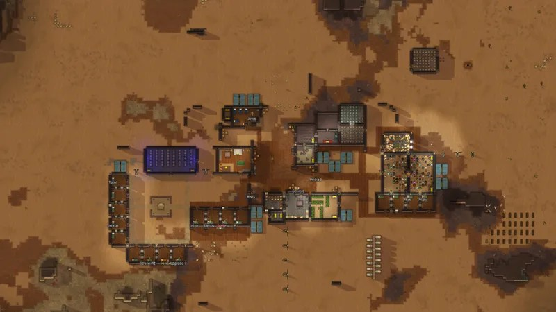 The Designer Of RimWorld Is Here To Answer Your Questions