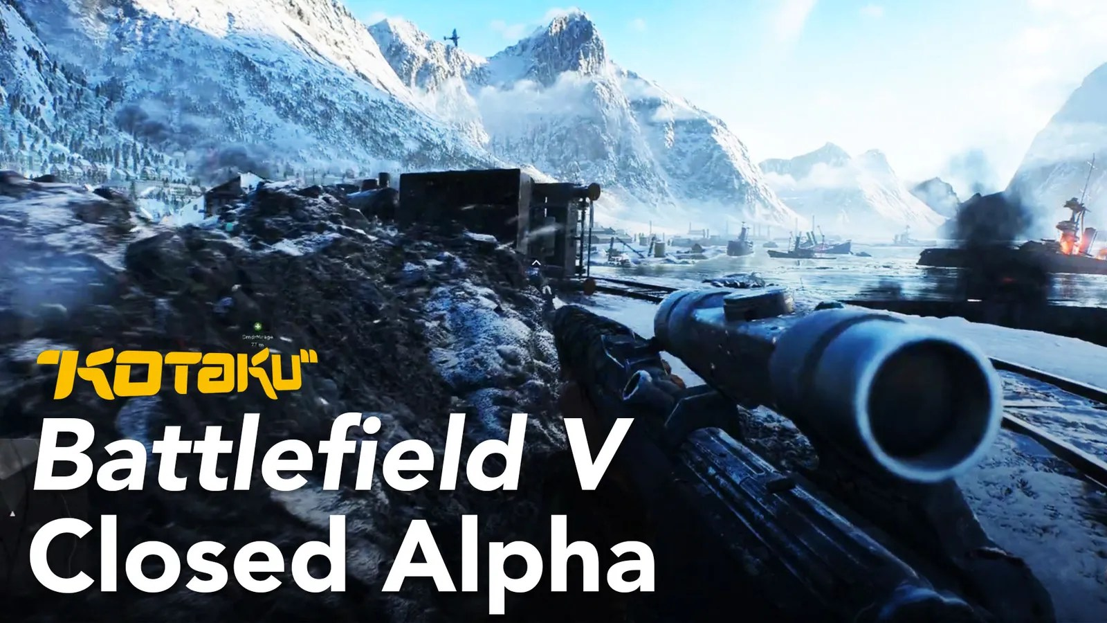 Battlefield V s Alpha Is Faster And Team Focused