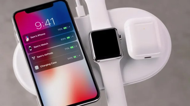 iPhone: Illustration for article titled Apple's AirPower Wireless Charger Is Officially Dead