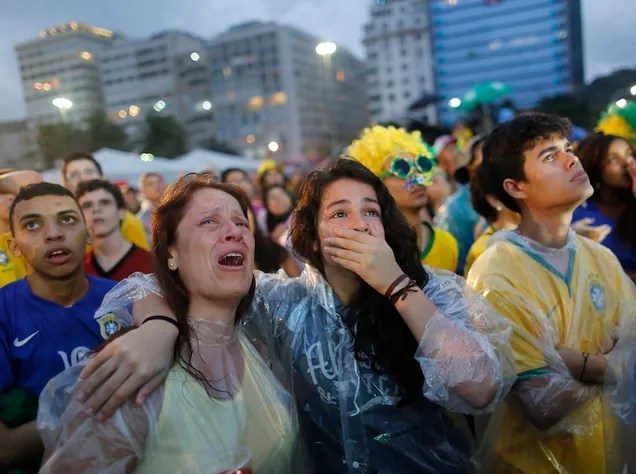 All Of Brazil Is Crying Right Now