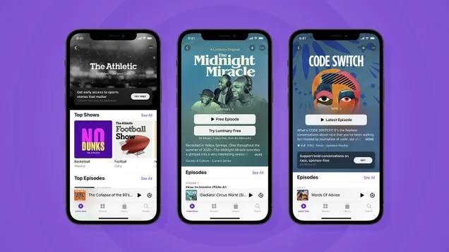 fb758b2d09837f2c8afa8179969dd590 Apple is Finally Launching In-App Podcast Subscriptions | Gizmodo