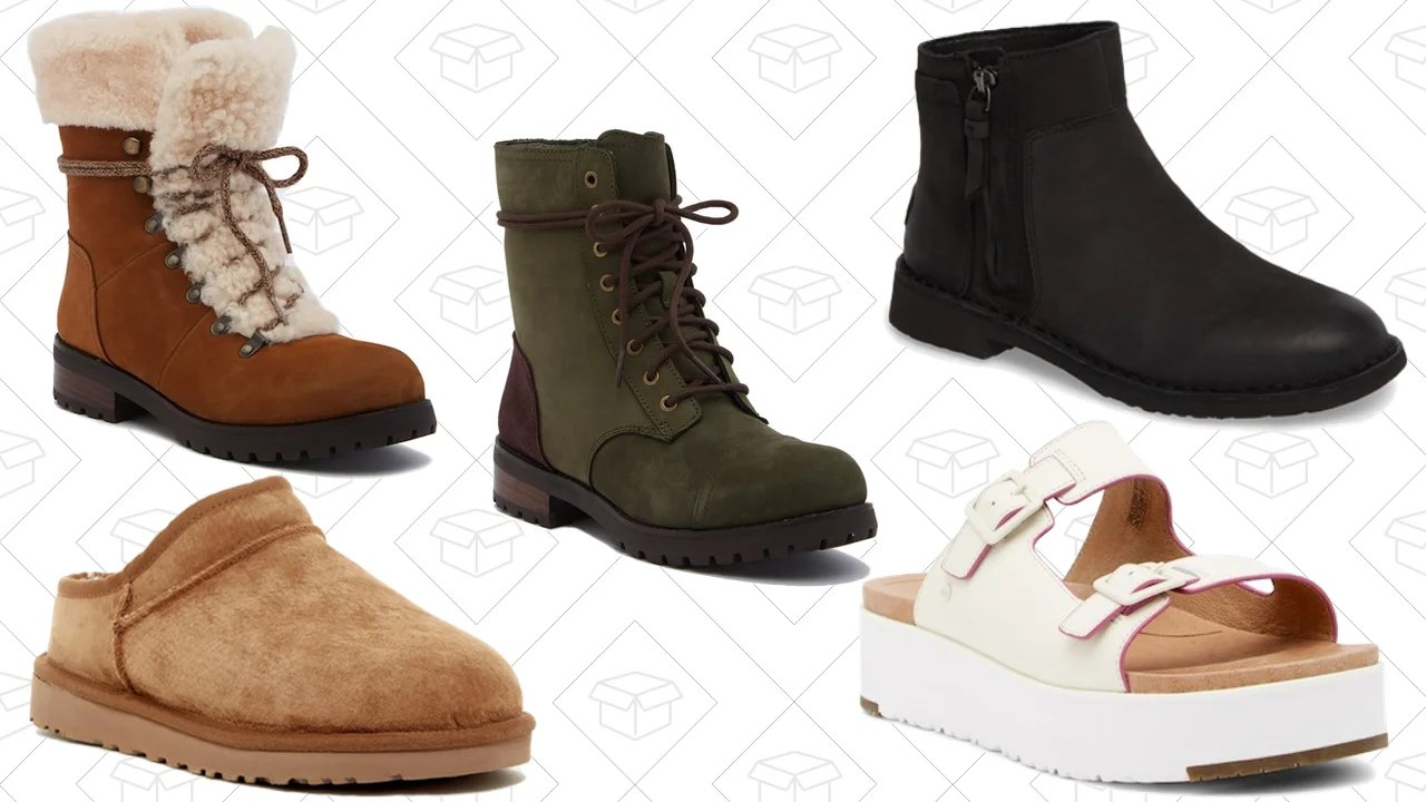 Slip Into Something More Comfortable With This UGG Sale at Nordstrom Rack via @KinjaDeals