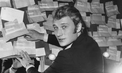 R.I.P. Johnny Hallyday, French rock 'n' roll icon and actor