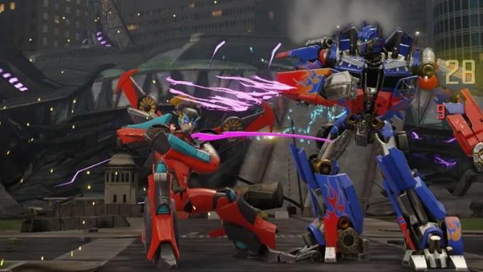 List Of Robot Fighting Games