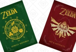 Each of These Hardcover Zelda Books Are Again Underneath $20