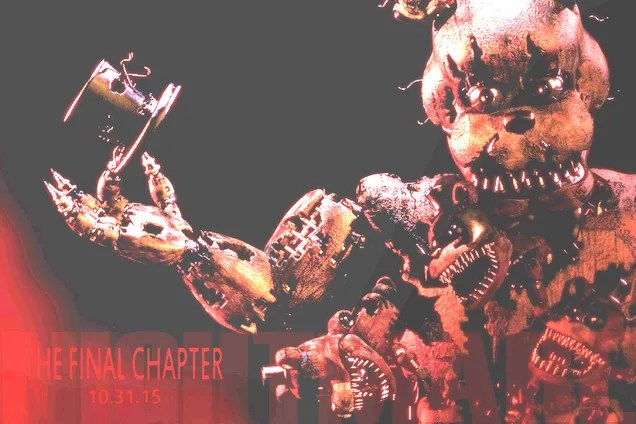 Five Nights at Freddy's | We Are The Fandom
