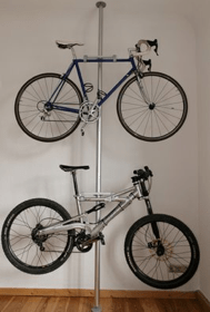 Ilration For Article Led Diy Ikea Bike Rack