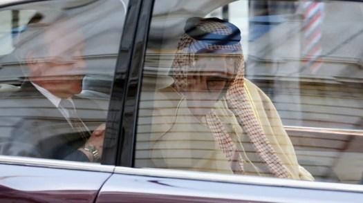 President of the United Arab Emirates, His Highness Sheikh Khalifa bin Zayed Al Nahyan.