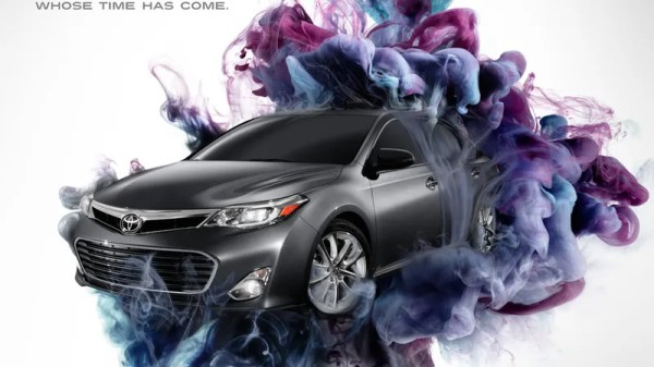 Ridiculous New Toyota Avalon Ad Tries Evoking Powerful ...