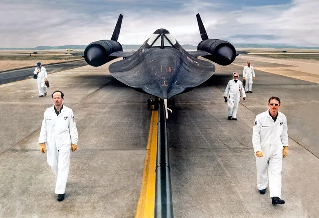 The secret engine technology that made the SR-71 the fastest plane ever