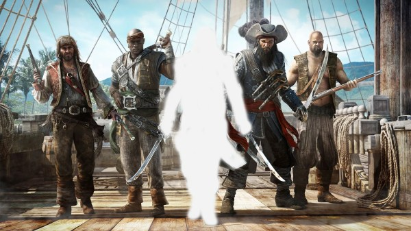 Ubisoft Survey Ponders An Assassin's Creed-Free Pirate ...