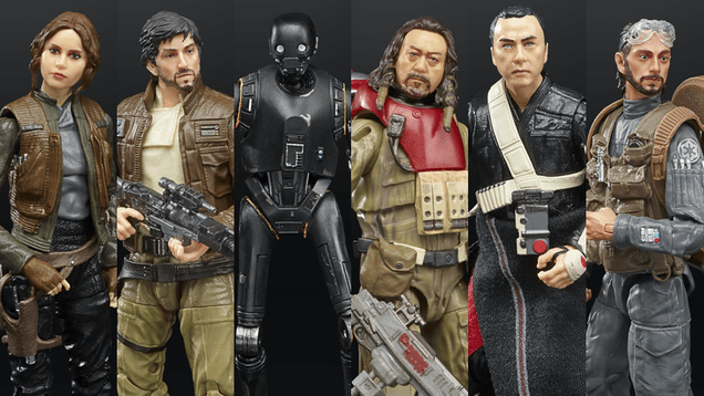 232bd3b1c08ff566a2f4eef1ed6f3e4c Rogue One's Crew Is Finally Getting the Star Wars Figures They Deserve   Gizmodo